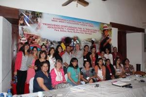 CLW conference participants in Granada